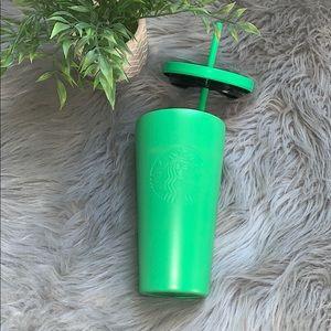 Starbucks Matt Green Tumbler
